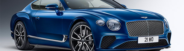 Bentley Styling Specification upgrades are coming our way!