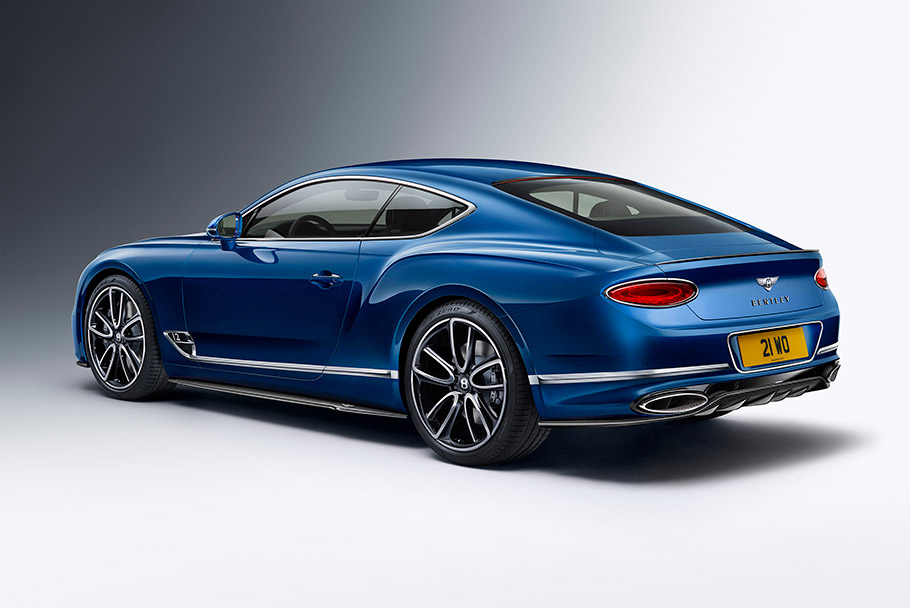 2020 Bentley GT Styling Specifications
