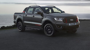 Ford reveals information about the new and exclusive Ranger Thunder