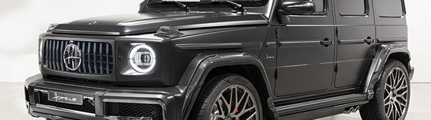 HOFELE-Design reveals premium upgrades for Mercedes-AMG G 63