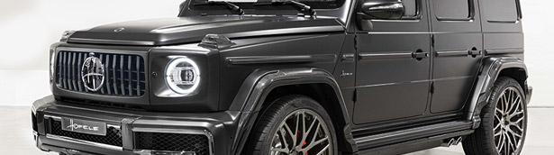 HOFELE-Design reveals premium upgrades for Mercedes-AMG G 63