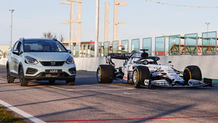 new honda jazz will benefit from f1 technologies! details here!