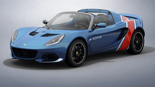 Lotus reveals the limited-run of Elise Classic Heritage Editions