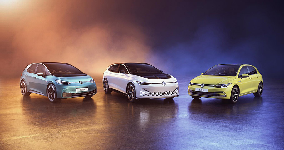 2020 Volkswagen Group Portfolio