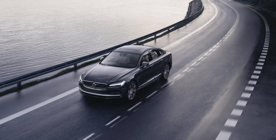 2020 Volvo Cars Safety Features
