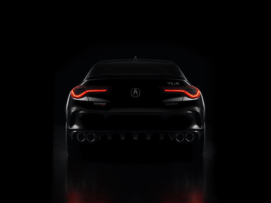 2021 Acura TLX Sports Sedan