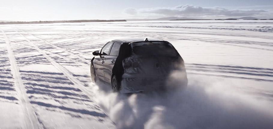 2021 Hyundai i20 Prototype