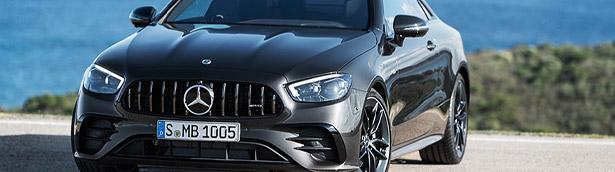 AMG reveals new E 53 Coupe and Cabriolet family members! Check 'em out!