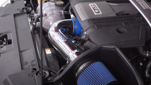 new video added to american muscle's mustang intakes guide