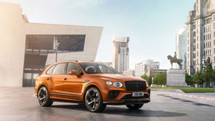 new bentayga enhanced further with akrapovič sports exhaust and range of bentley accessories