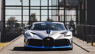Bugatti Divo – deliveries to customers begins