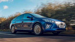 Hyundai IONIQ named best electric family car