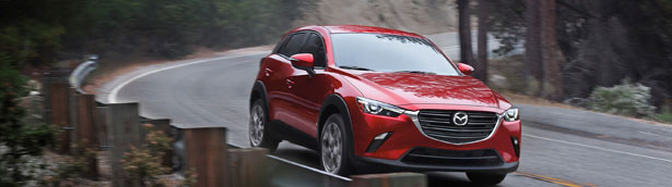 2021 Mazda CX-3: dynamic driving in a subcompact package