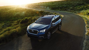 2021 Subaru Ascent SUV earns IIHS top safety pick+