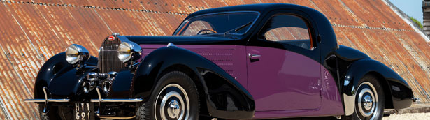 Unique Bugatti type 57 Atalante leads Coachbuilt collection at Concours of elegance