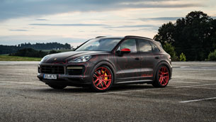 Nebulus Porsche Cayenne by BLACK BOX-RICHTER