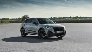 The compact SUV in even higher definition – the new generation Audi Q2
