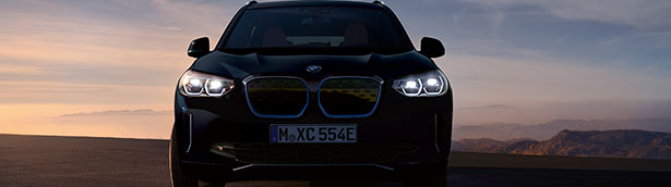 BMW announces iX3 pricing and specification for the UK