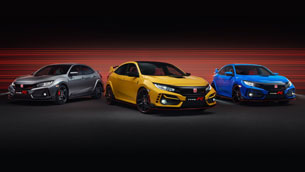 Pricing confirmed for expanded 2020 Civic type R family