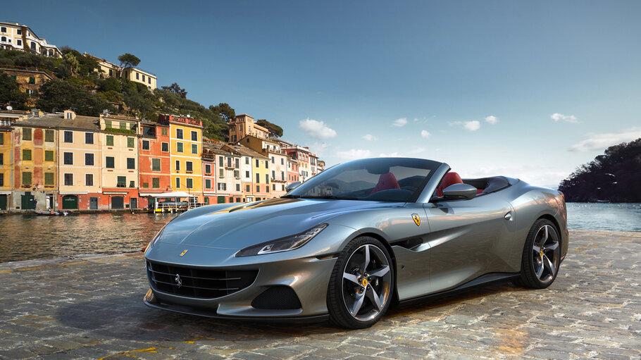2021 Ferrari Portofino M1