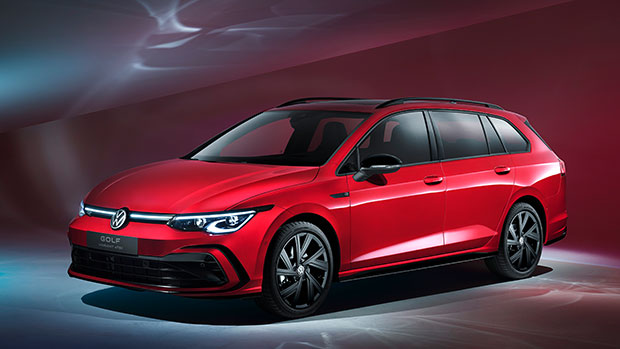 More space, more Golf: world premiere of the new Golf estate and golf Alltrack