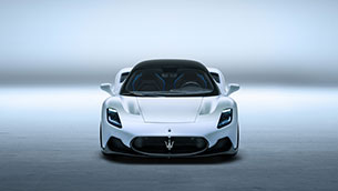 Maserati MC20: the brand's new super sports car