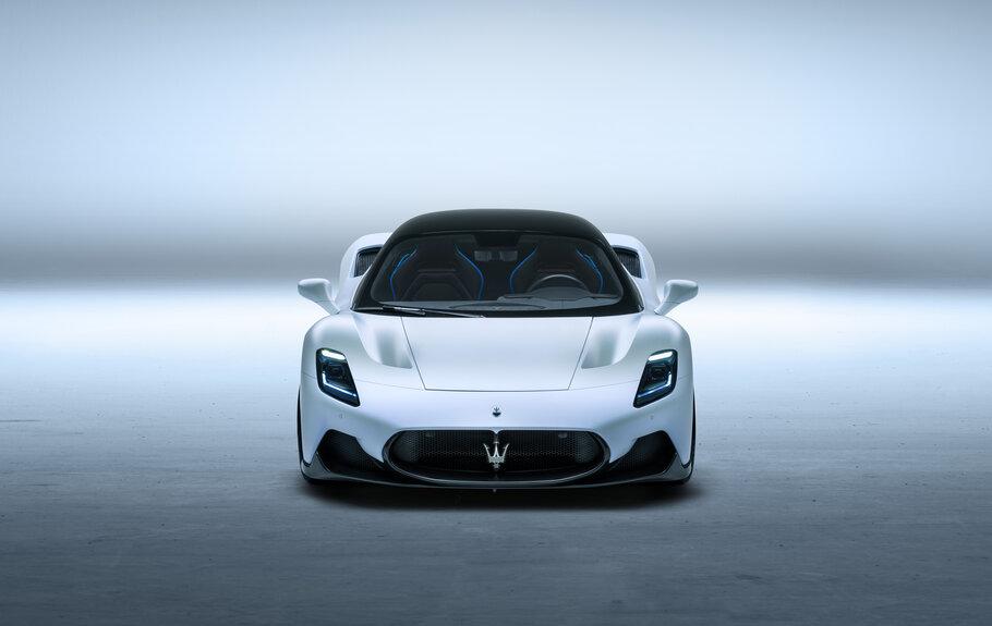 2021 Maserati MC201