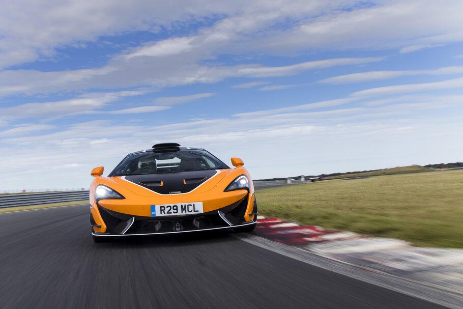 2021 McLaren 620R1