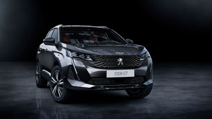 new peugeot 3008 suv arrives with new style and features