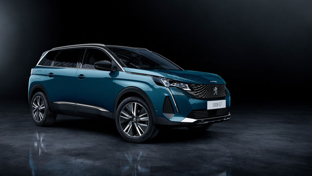 New Peugeot 5008 SUV adds bold new design and more technology to the family SUV segment