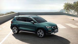 New Seat ATECA: greater standard specification, lower price