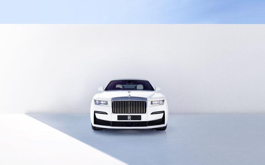 Rolls-Royce Ghost1