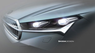Škoda ENYAQ iV takes a fresh approach to lighting design
