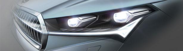 Škoda ENYAQ iV takes a fresh approach to lighting design