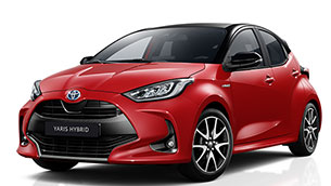 Safety rebooted: new Toyota Yaris sets the benchmark for small family car safety