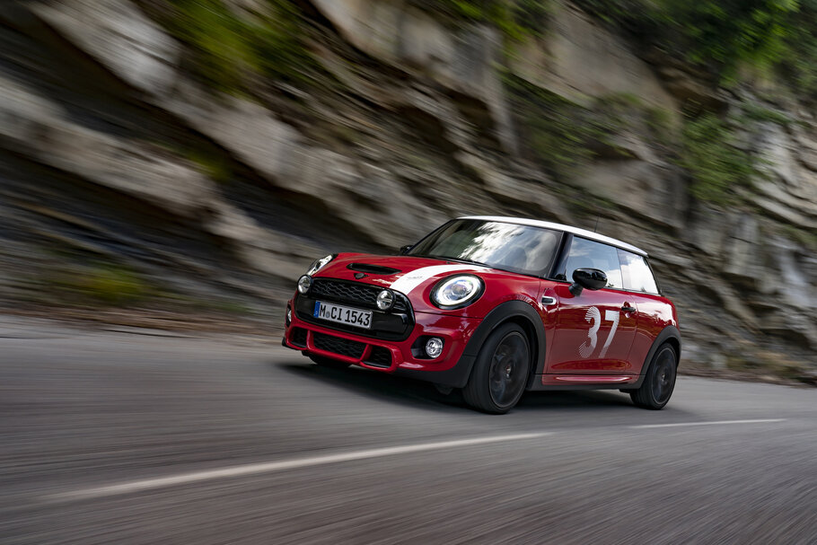 2020 MINI Paddy Hopkirk Edition1