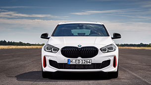 THE NEW BMW 128ti