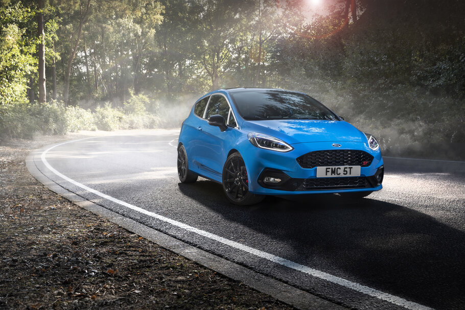 2021 Ford Fiesta ST Edition1