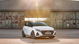hyundai motor launches dynamic all-new i20 n line