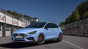 Shift the moment: new Hyundai i30 N enhanced for maximum driving fun