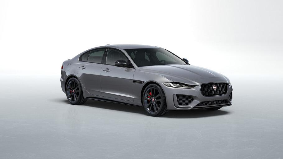 2021 Jaguar XE1