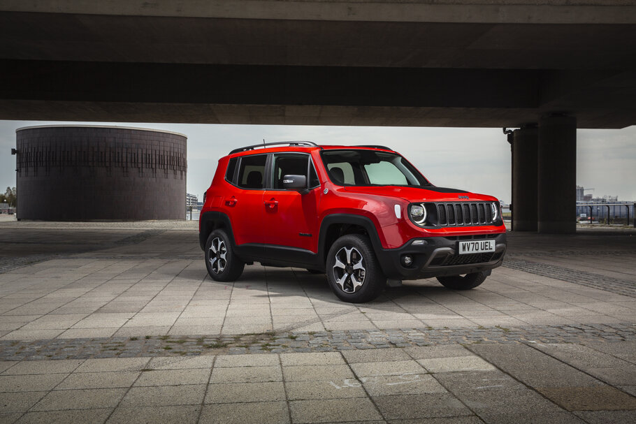 2021 Jeep Renegade 4xe Limited1