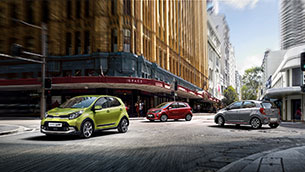 UK line up confirmed for revised KIA Picanto and Rio