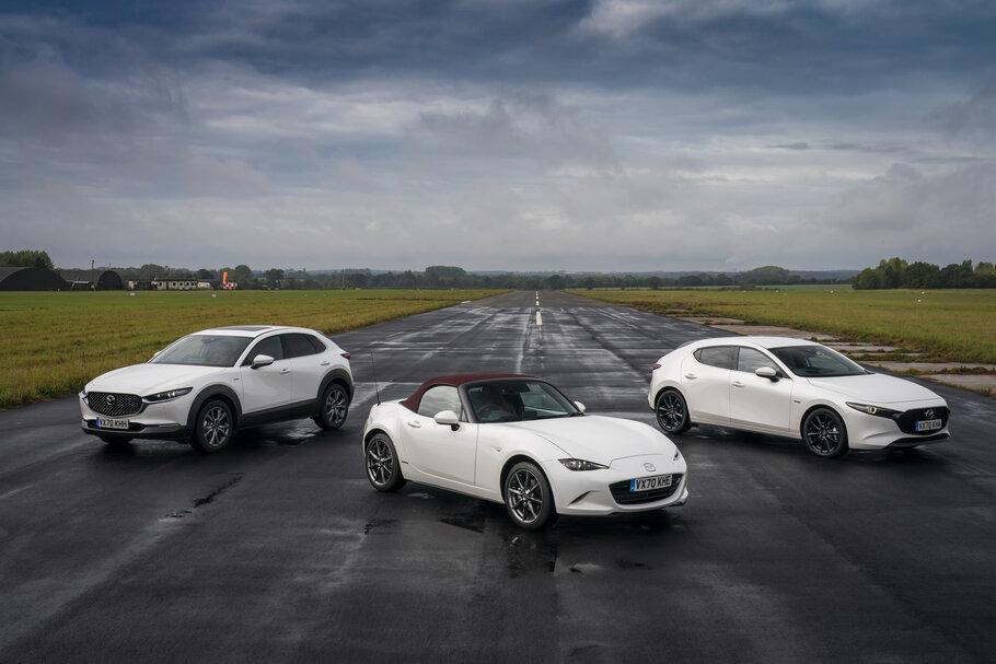 2021 Mazda 100th Anniversary1