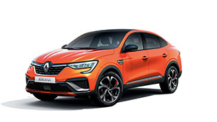 All-new Arkana Coupe-SUV set to bolster Renault's model range in UK