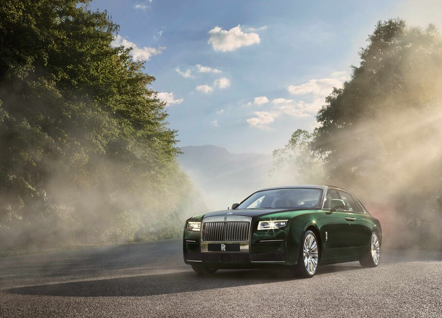 2021 Rolls-Royce Ghost Extended1