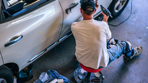 5 Ways to Repair Your Car's Body without Going To The Body Shop
