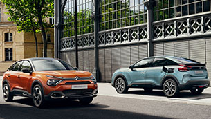 Citroën to debut preview show of new ë-C4 – 100% ëlectric and new c4 in virtual showroom