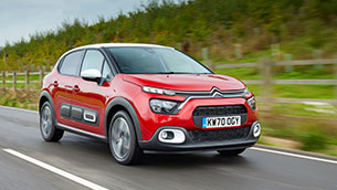 New Citroen C3 Puretech range cuts CO2 emissions even further