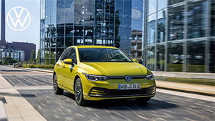 a double win for volkswagen: new golf and id.3 take victory in their categories at the german car of the year awards